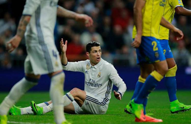 Fiscalía acusa a Ronaldo de evadir $us 16,4 millones