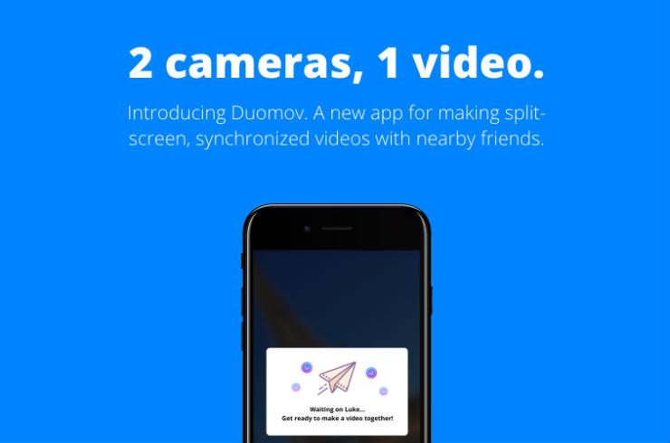 Sitio del día: Una app que te permite grabar un video desde dos dispositivos móviles