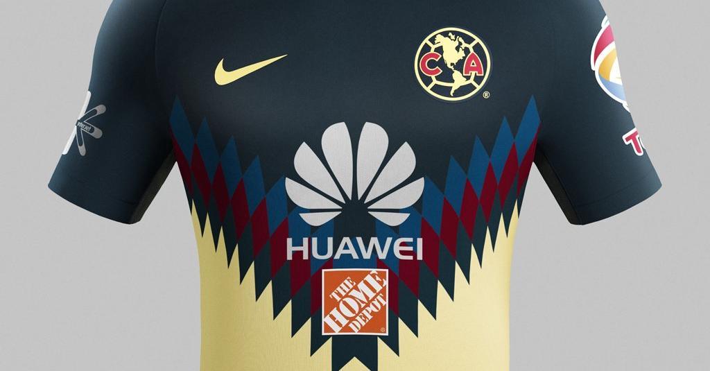Oficial: América presentó su camiseta para el nuevo torneo