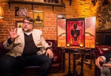 Tequila-Patron-Guillermo del Toro