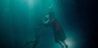 The Shape of Water, Del Toro, Oscar
