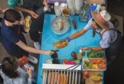 mercado vegano
