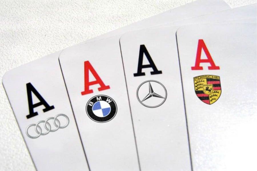 Porsche completa póker de alemanas de alta gama en la Fórmula E