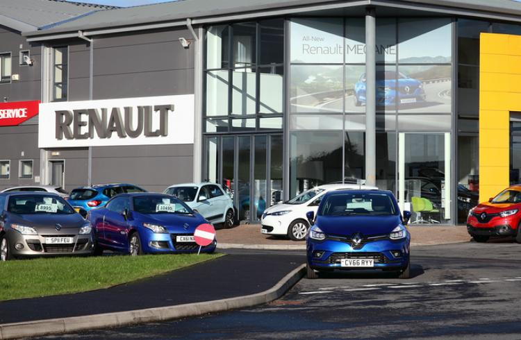 Renault-Nissan pasa a ser líder global del sector