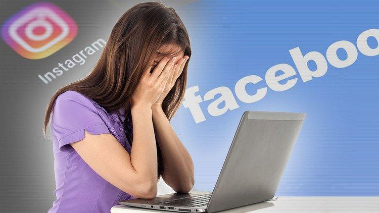 Fallas para entrar a Facebook e Instagram se reportan a nivel mundial