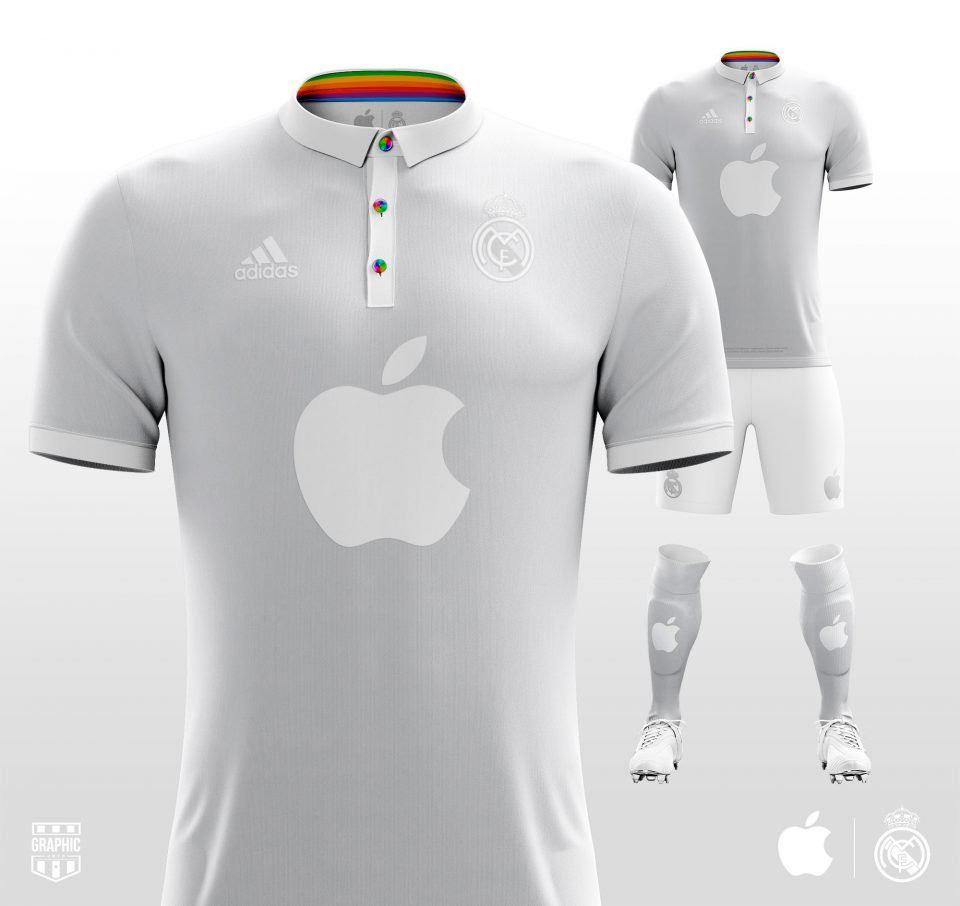 f5080875b0e7e Así lucirían algunos equipos de futbol si sus uniformes se inspiraran en  grandes marcas