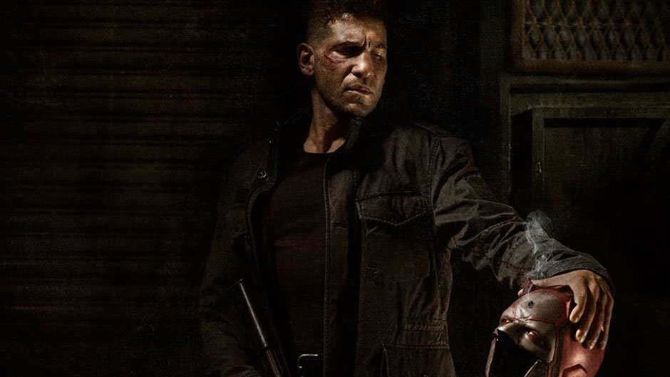 YouTube | Netflix revela teaser de 'The Punisher'
