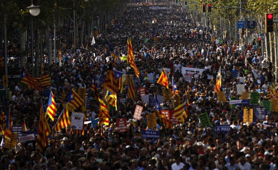 Murió una alemana herida — Atentado en Barcelona