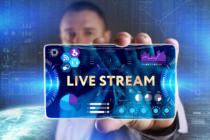 Business-Technology-Live Streaming