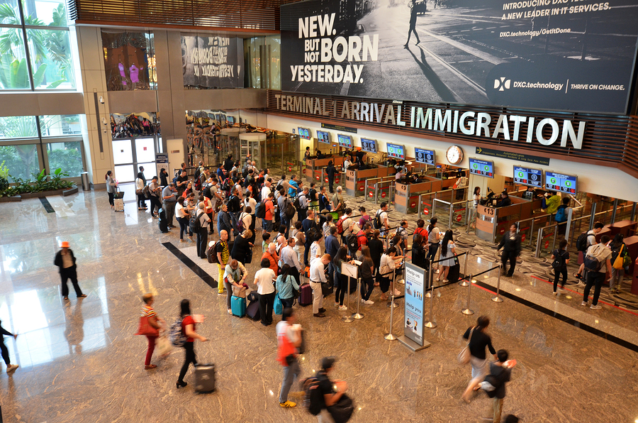 veto migratorio