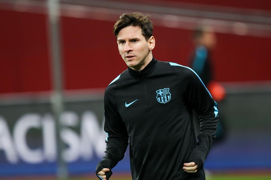 Real le dio una paliza a Barcelona