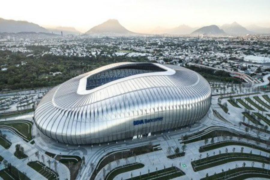 El Estadio de Monterrey es catalogado como el más atractivo del mundo