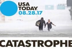 Parte de la portada de Usa Today.