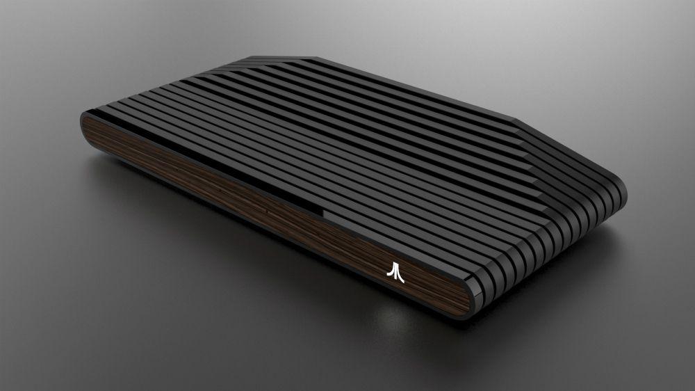 La nueva consola de Atari estará lista el 2018