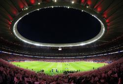 Atletico de Madrid-Wanda Metropolitano-Champion League