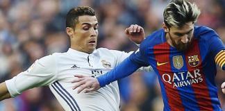 Barcelona-Real Madrid-LaLiga-Messi-CR7