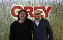 Humberto Polar y Marco Milesi, de Grey México.