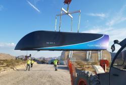 Hyperloop Trump