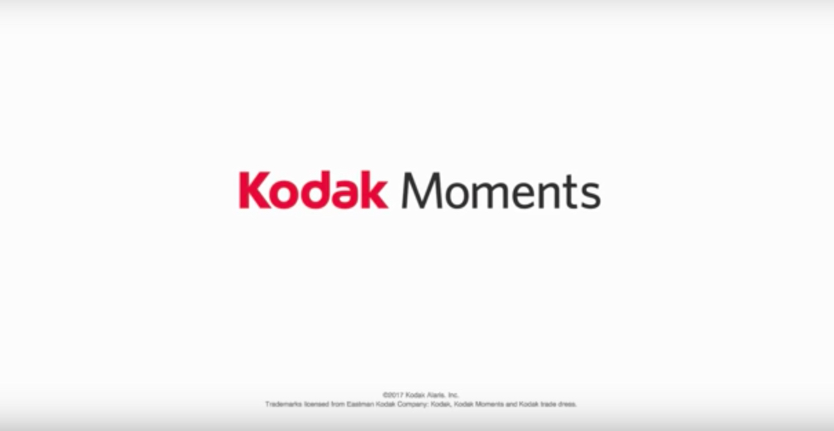 Kodak anuncio