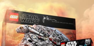 Lego-Halcon Millenario-Star Wars
