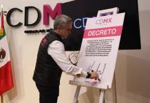 Miguel Angel Mancera reconstrucción