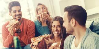 Millennials comida