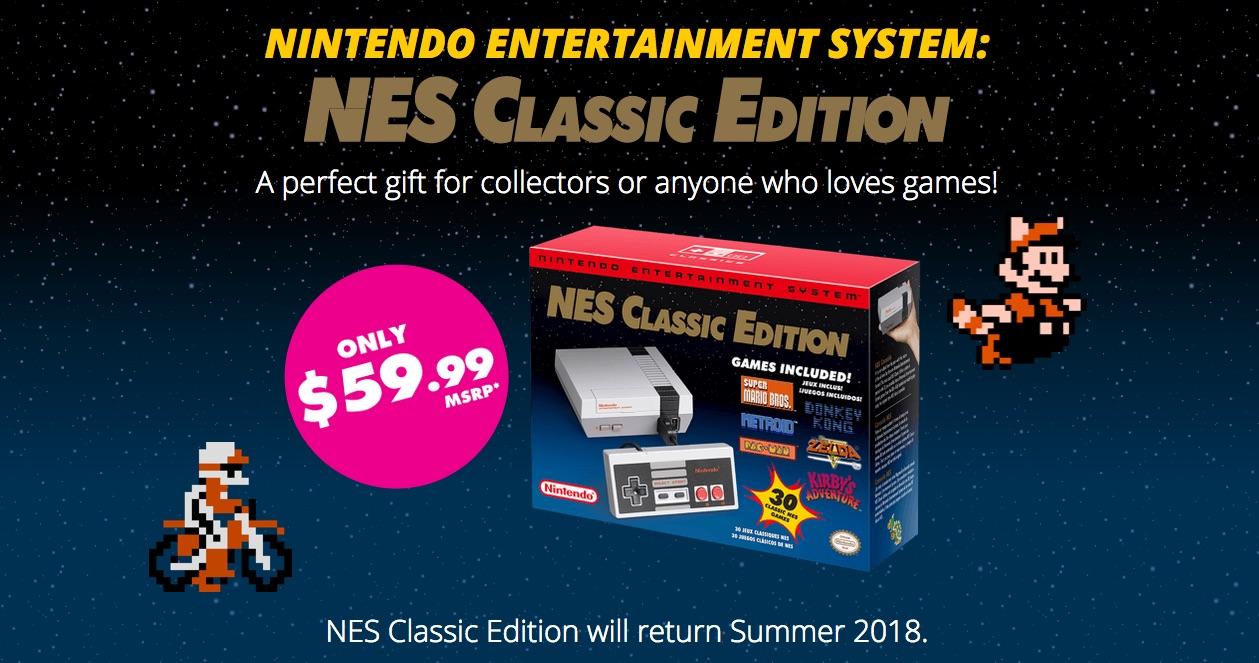 Nintendo-NES-Classic
