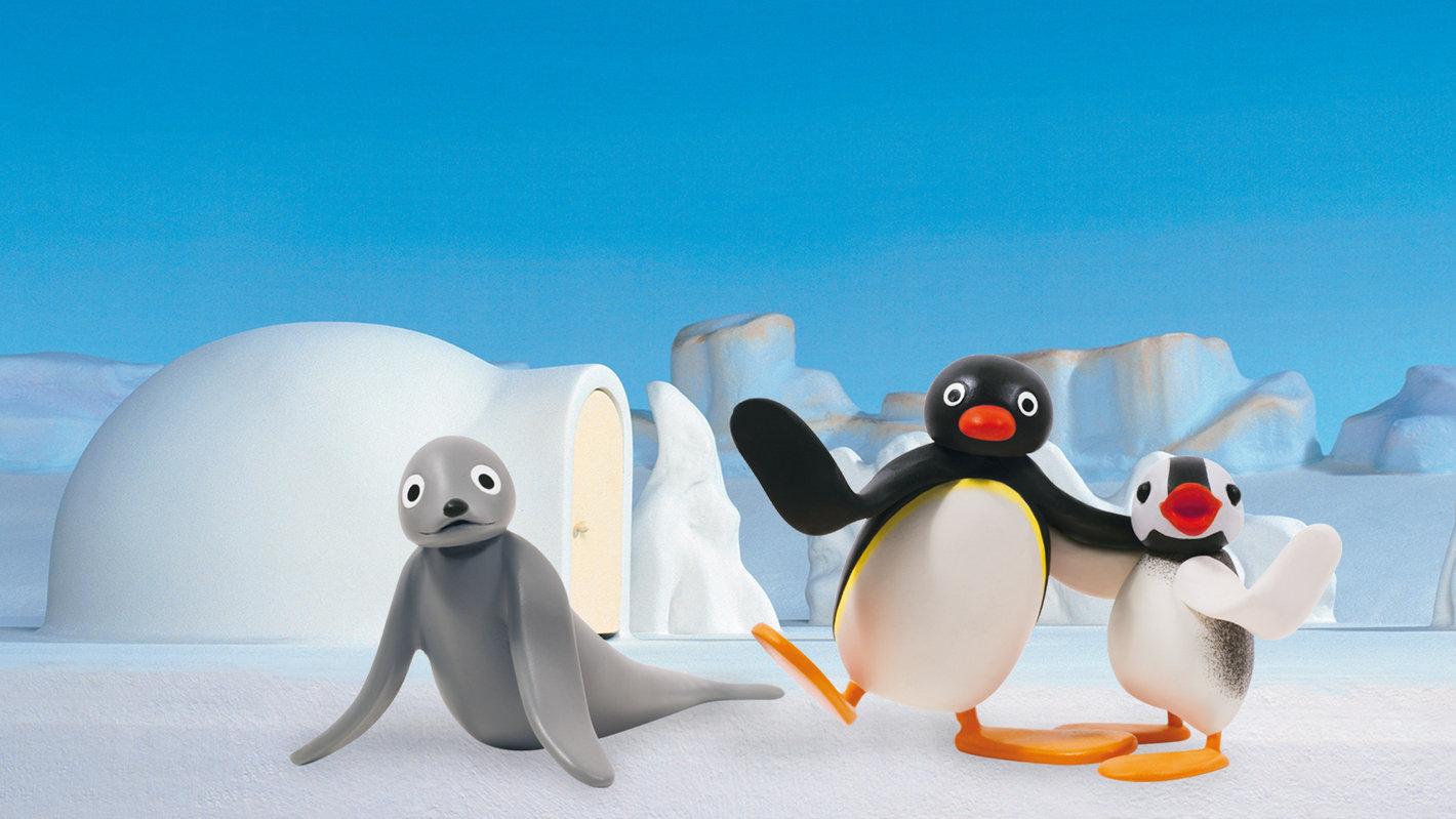 Pingu-serie animada