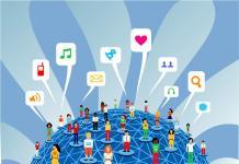 Redes sociales mercadologo