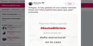 #RevisaMiGrieta