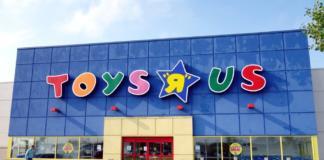 Toys R Us quiebra