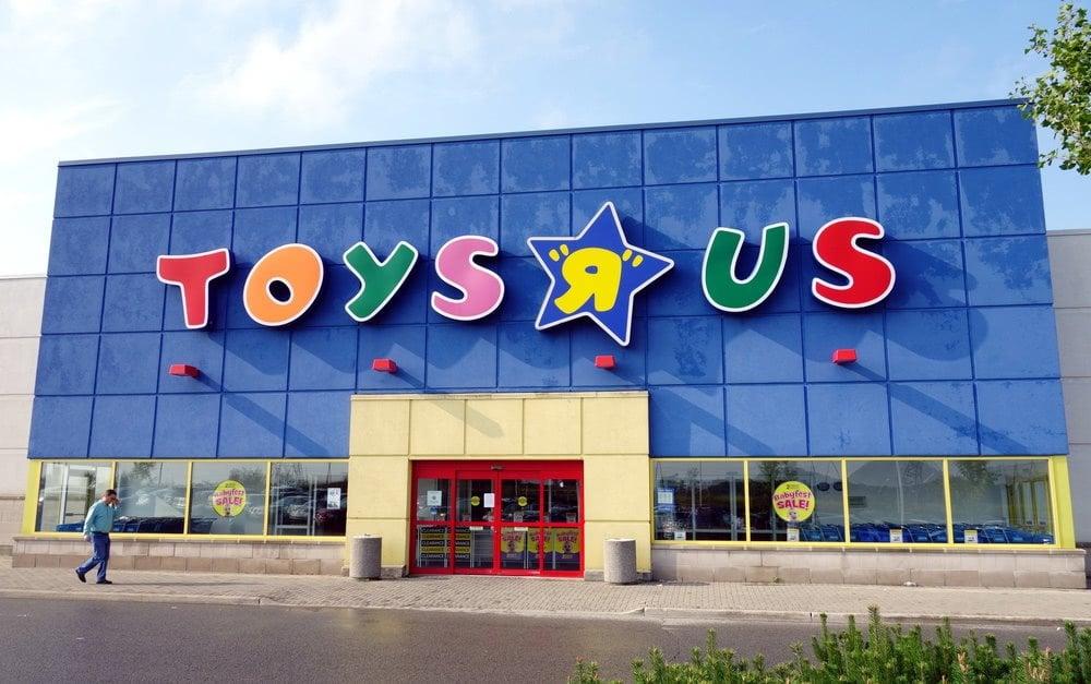 Juguetería Toys R Us podría declarase en bancarrota