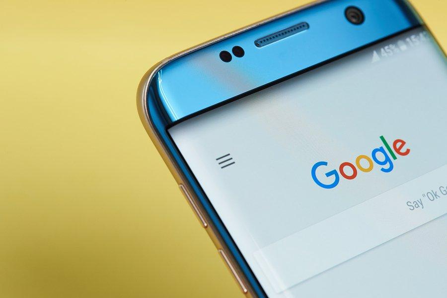 Trafico web Google