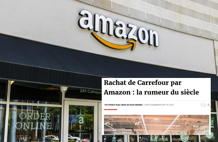 Amazon Podria Comprar Dia