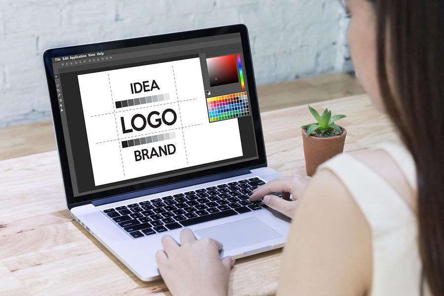 logotipo diseño tendencias tipografía