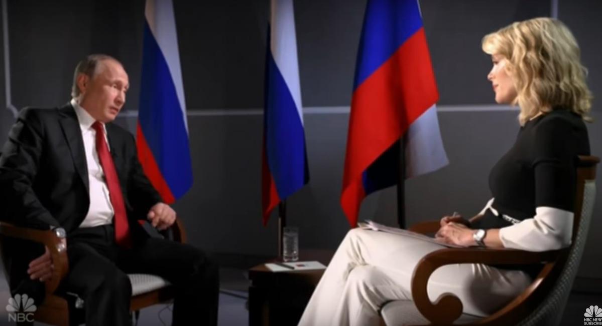 Entrevistar a Trump, Putin o Kardashians ¿Qué pesa más en televisión?