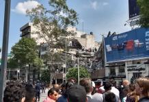 Sismo de la Ciudad de México