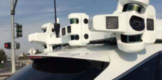 Apple autos autonomos