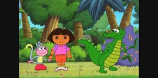 Dora la exploradora-Nickelodeon
