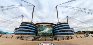 ESTADIO MANCHESTER CITY