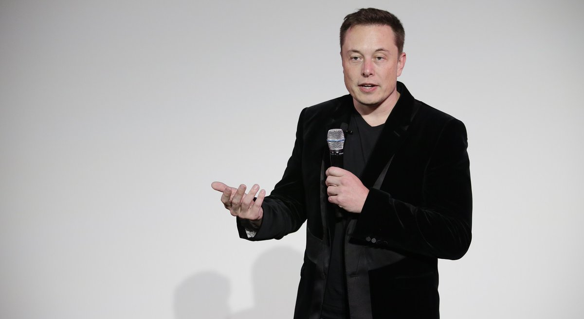 Elon Musk-ceo