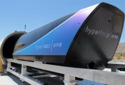 Hyperloop One-Virgin Group-Elon Musk-Richard Branson