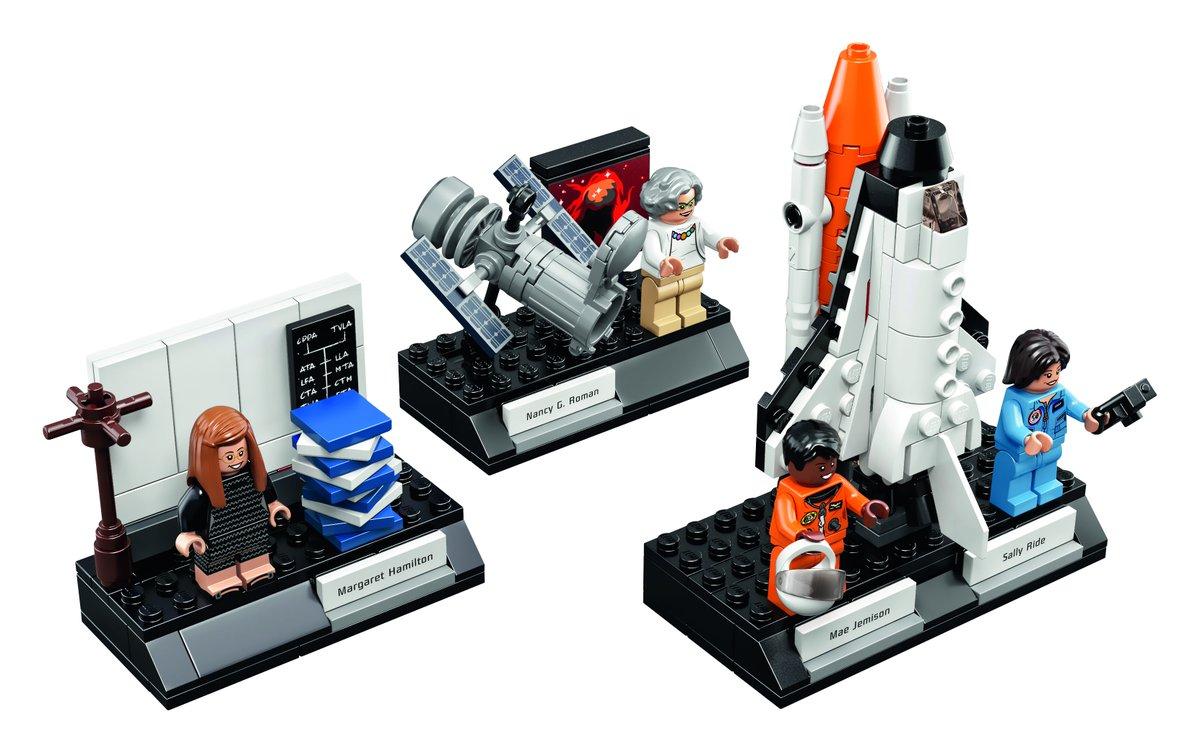 Lego-NASA