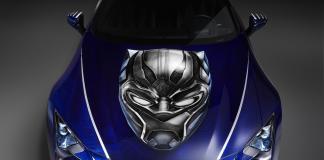 Lexus-Marvel-Black Panther-Inspired LC-01