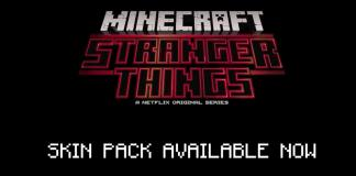 Minecraft Stranger Things