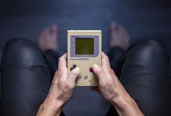 Nintendo Game Boy-Bigstock