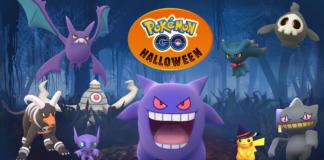 Pokemon GO-Halloween2017-Niantic