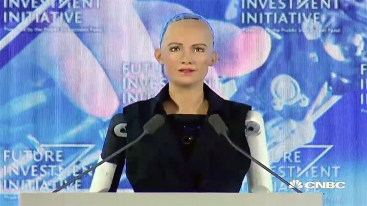 Sophia, la primera robot humanoide reconocida como ciudadana en el mundo — VÍDEO