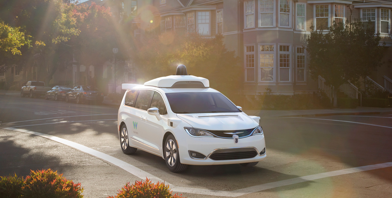 Waymo-Google-autoconduccion