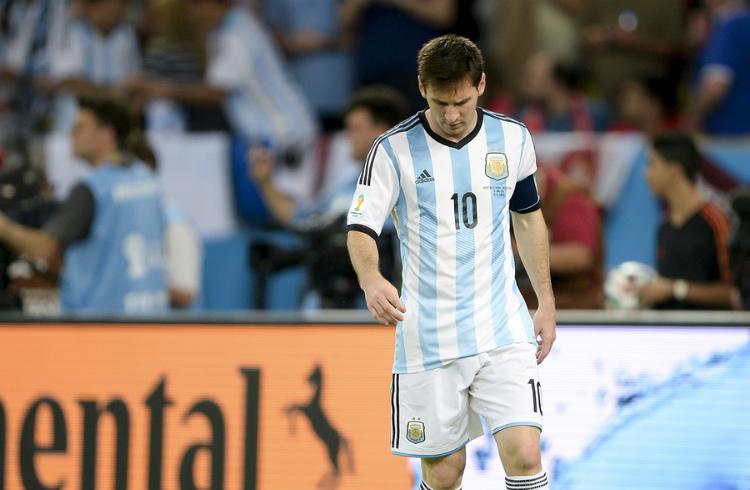 Argentina arrancó última práctica antes de viajar a Ecuador